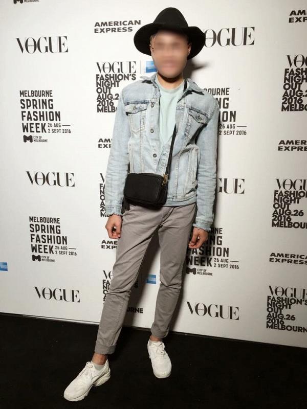 Chàng trai sinh năm 1994 bị tố sống ảo, mạo danh làm stylist cho Vogue Úc 1
