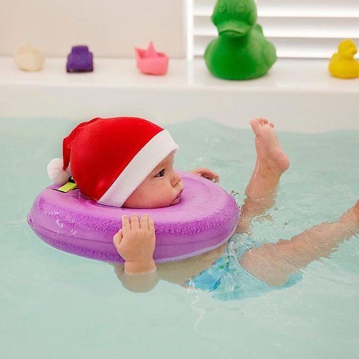 Độc lạ: Giờ đây, những em bé cũng đi spa sành điệu như người lớn