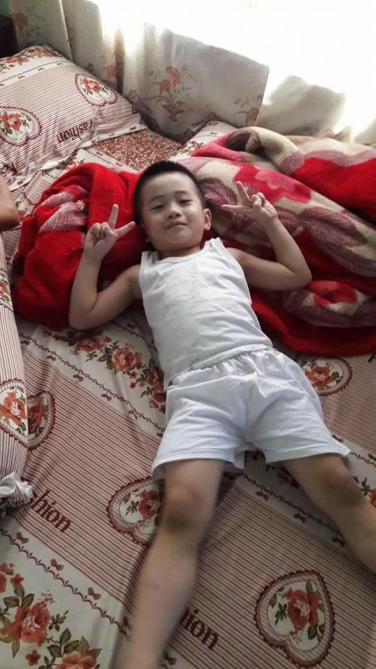 Bố cháu bé 6 tuổi bị mất tích ở Quảng Bình: Bức ảnh bé trai quấy khóc ở Hà Nội không phải con tôi - Ảnh 2.