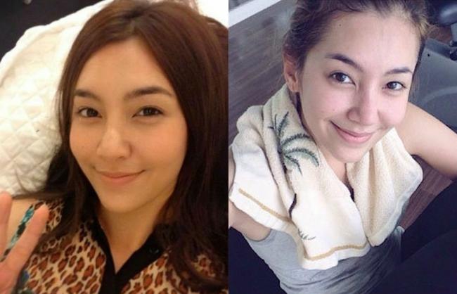 Đọ mặt mộc 100% của loạt mỹ nhân hàng đầu showbiz Thái: Có khi còn đẹp hơn cả trang điểm - Ảnh 16.