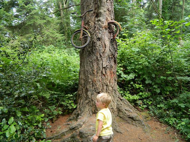 Cây xe đạp nổi tiếng ở Washington và câu chuyện ít người biết phía sau - ảnh 2