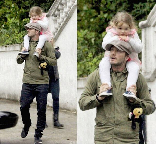 Harper Beckham: Công chúa tí hon trong vòng tay bố khiến cả thế giới phát cuồng giờ đã thành cô bé 6 tuổi phổng phao! - Ảnh 18.