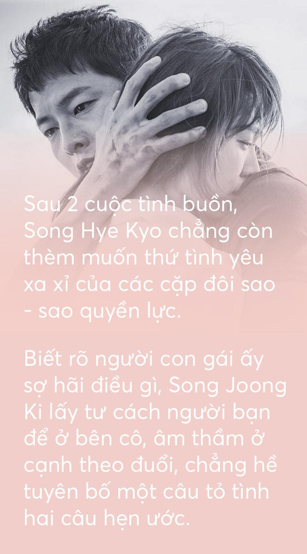 Đám cưới trong mơ Song Joong Ki - Song Hye Kyo: Công chúa thì sẽ cưới Hoàng tử thôi! - Ảnh 6.