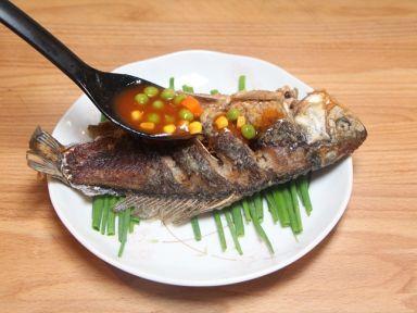 Chán ngấy giò chả, thịt nem, hãy làm món cá sốt đổi vị cực ngon này cho cả nhà - Ảnh 9.