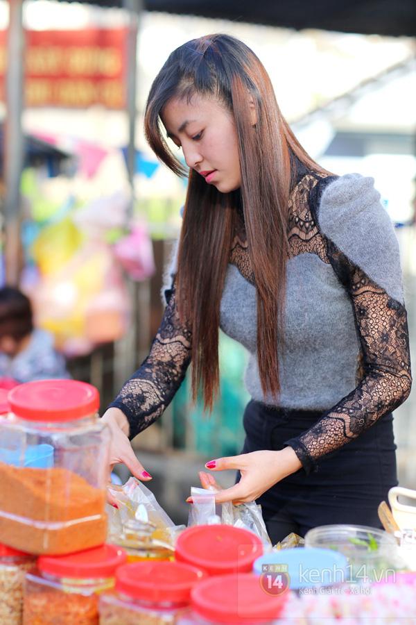 Hot girl bán bánh tráng trộn bất ngờ tái xuất trên trang web nổi tiếng của Hàn - Ảnh 2.