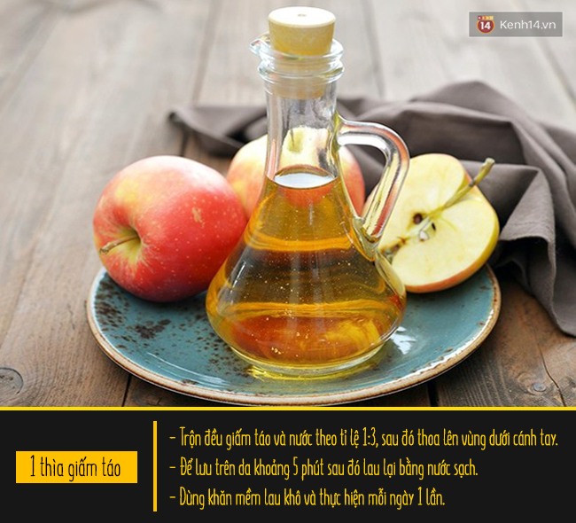 Tận dụng 3 nguyên liệu dễ kiếm giúp đánh bay mùi hôi dưới cánh tay - Ảnh 1.