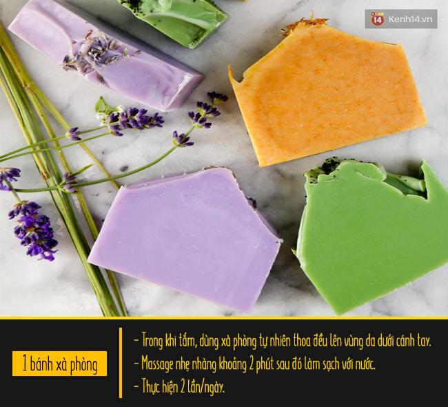Tận dụng 3 nguyên liệu dễ kiếm giúp đánh bay mùi hôi dưới cánh tay - Ảnh 3.