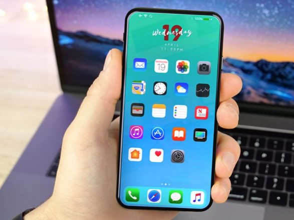 Đây rất có thể là iPhone 8 và bạn sẽ phải ngạc nhiên về độ chất của nó - Ảnh 6.