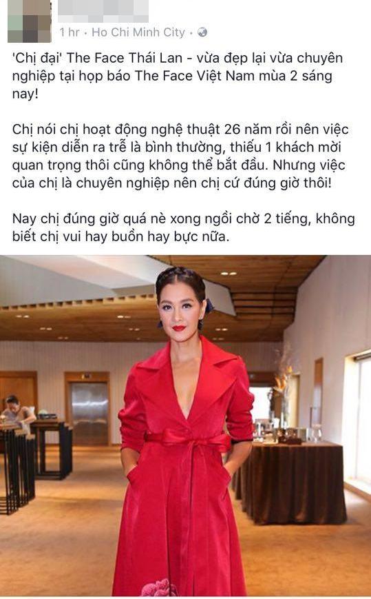 Đến dự sự kiện sớm 10 phút, chị đại The Face Thái - Lukkade được khen về tác phong làm việc chuyên nghiệp! - Ảnh 5.