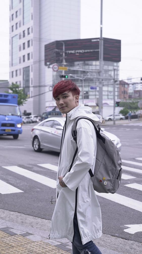 Chí Thiện đưa nhiều cảnh lãng mạn kinh điển của phim Hàn vào MV mới - Ảnh 10.