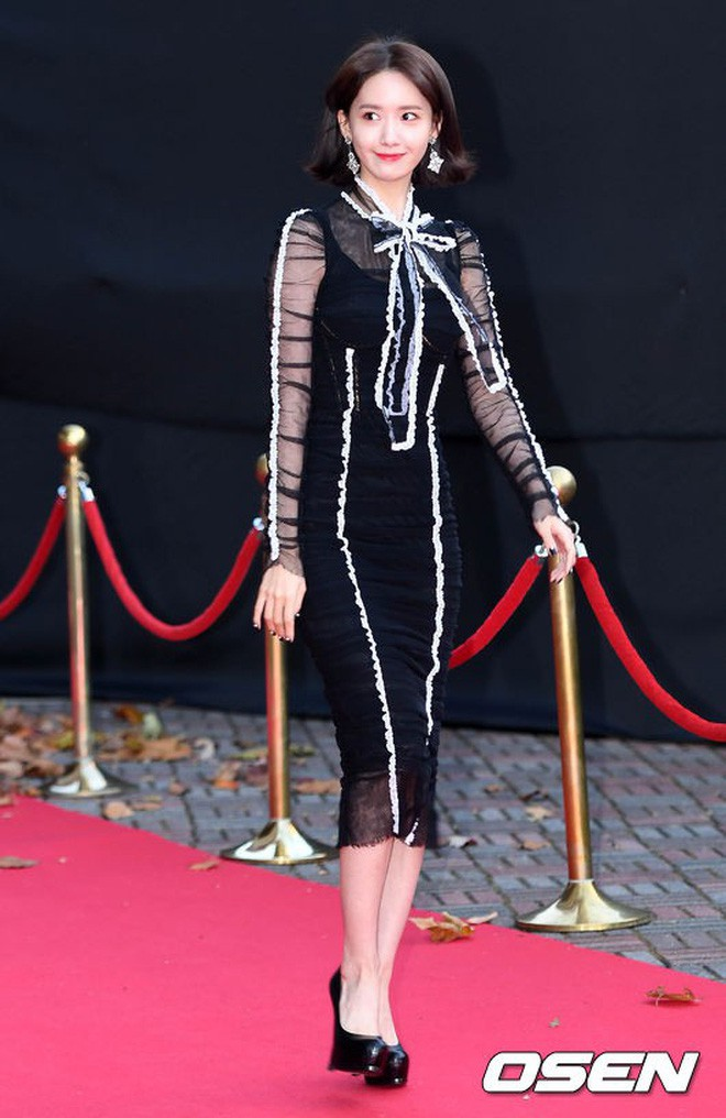 Màn đụng hàng của năm: Chi Pu mặc trước thì bị chê sến, Yoona mặc sau lại được khen như nữ thần! - ảnh 1