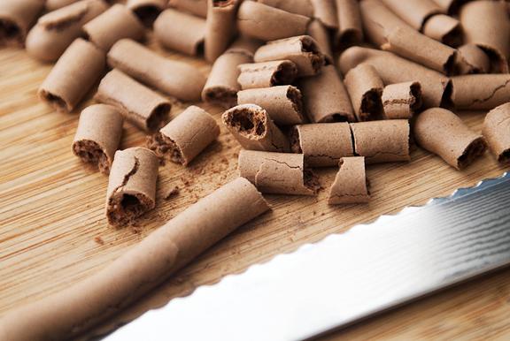 """Bánh gateaux chocolate """"giòn tan"""" lạ miệng chẳng cần đến bột mì - Ảnh 6."""