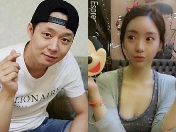 Hwang Hana's angry post against Park Yoochun resurfaces | Yeah1 Online