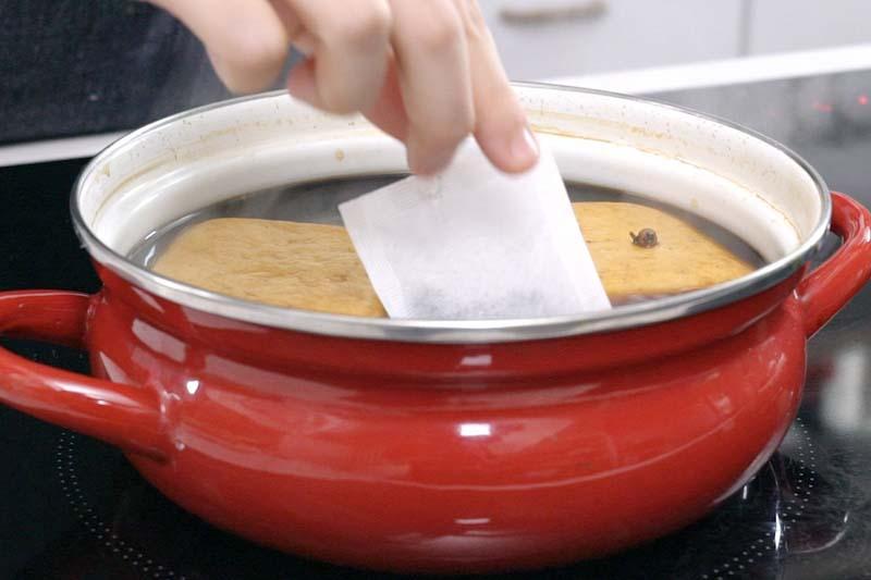 Dùng thứ này thay nước, món đậu luộc sẽ ngon không ngờ - ảnh 3