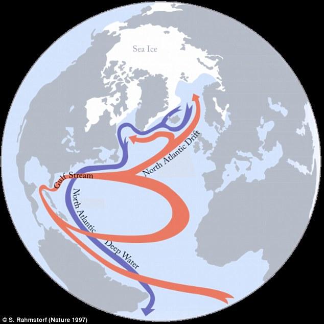 Ngày Tận thế trở thành sự thật: đại dương tê liệt, đưa Trái đất trở về Kỷ Băng hà - Ảnh 2.