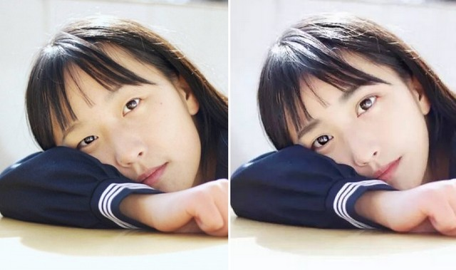 Loạt ảnh trước và sau photoshop của các cô gái xinh trên mạng: Không thể tin đây là cùng một người! - Ảnh 3.
