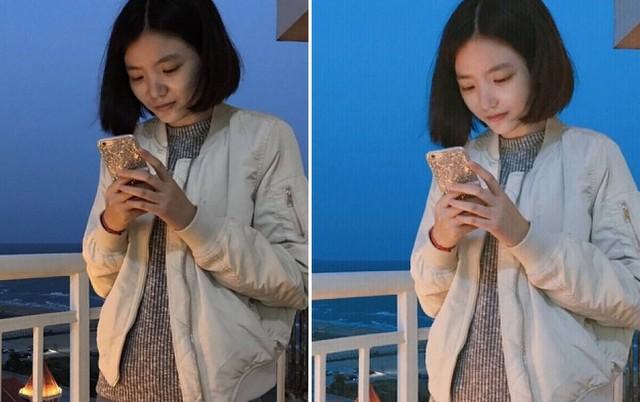 Loạt ảnh trước và sau photoshop của các cô gái xinh trên mạng: Không thể tin đây là cùng một người! - Ảnh 4.