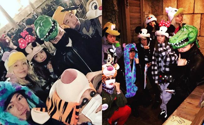 Nhìn G-Dragon và Dara mùi mẫn như thế này, trái tim fangirl làm sao mà không loạn nhịp cho được! - Ảnh 16.