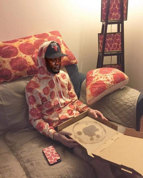 Chỉ vì ghiền pizza, thanh niên này đã làm dậy sóng dân mạng những ngày qua - Ảnh 9.