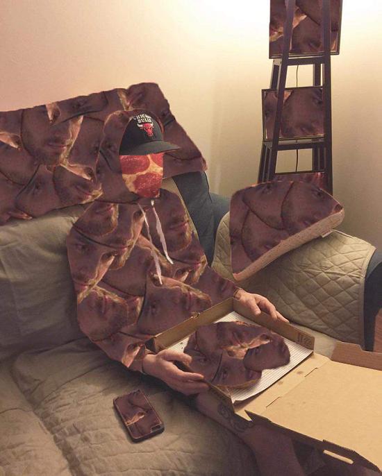 Chỉ vì ghiền pizza, thanh niên này đã làm dậy sóng dân mạng những ngày qua - Ảnh 11.