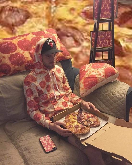 Chỉ vì ghiền pizza, thanh niên này đã làm dậy sóng dân mạng những ngày qua - Ảnh 15.
