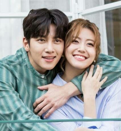Yoona sẽ không vui đâu: Ji Chang Wook lại đi ôm ấp gái xinh cực tình tứ như này! - Ảnh 2.