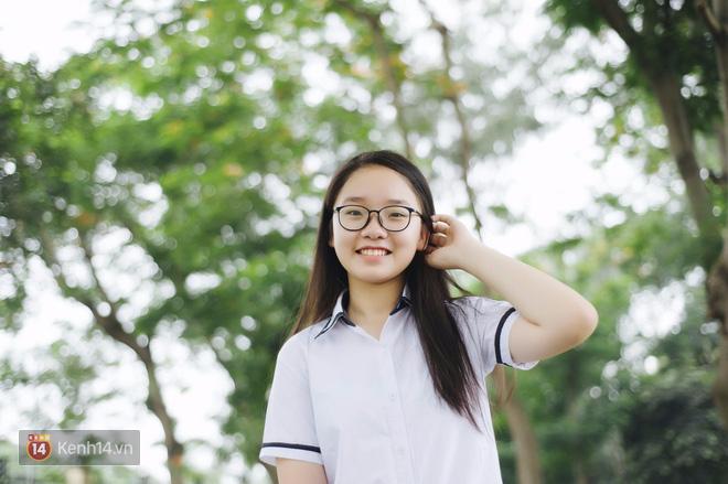 Điểm phẩy Toán 9,9 - Cô bạn sinh năm 2002 thi đỗ vào loạt trường chuyên hàng đầu ở Hà Nội - Ảnh 4.