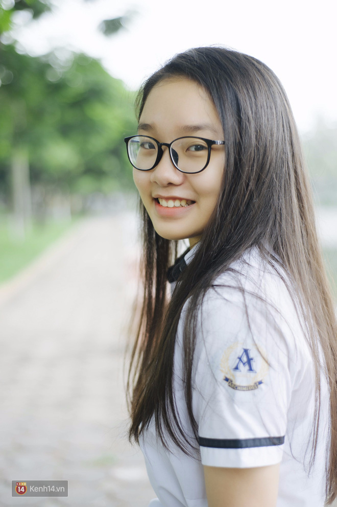 Điểm phẩy Toán 9,9 - Cô bạn sinh năm 2002 thi đỗ vào loạt trường chuyên hàng đầu ở Hà Nội - Ảnh 8.