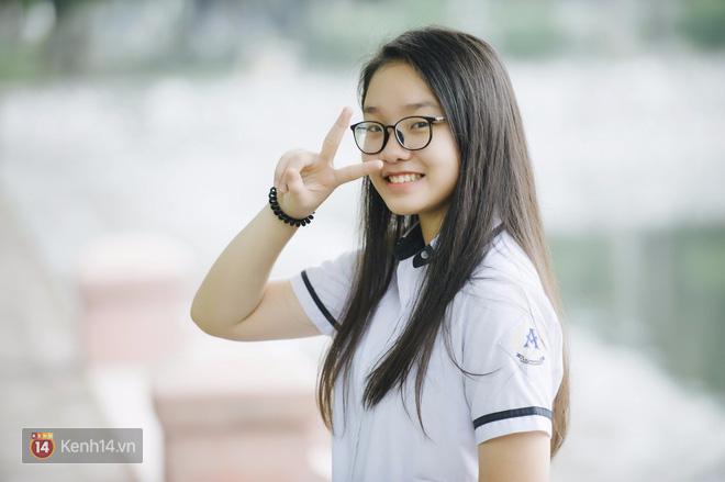 Điểm phẩy Toán 9,9 - Cô bạn sinh năm 2002 thi đỗ vào loạt trường chuyên hàng đầu ở Hà Nội - Ảnh 10.