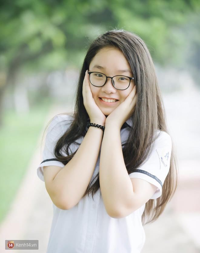 Điểm phẩy Toán 9,9 - Cô bạn sinh năm 2002 thi đỗ vào loạt trường chuyên hàng đầu ở Hà Nội - Ảnh 5.