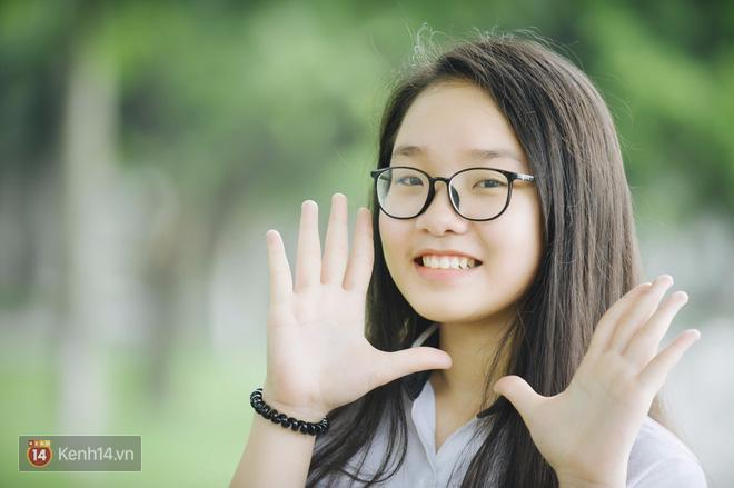 Điểm phẩy Toán 9,9 - Cô bạn sinh năm 2002 thi đỗ vào loạt trường chuyên hàng đầu ở Hà Nội - Ảnh 2.