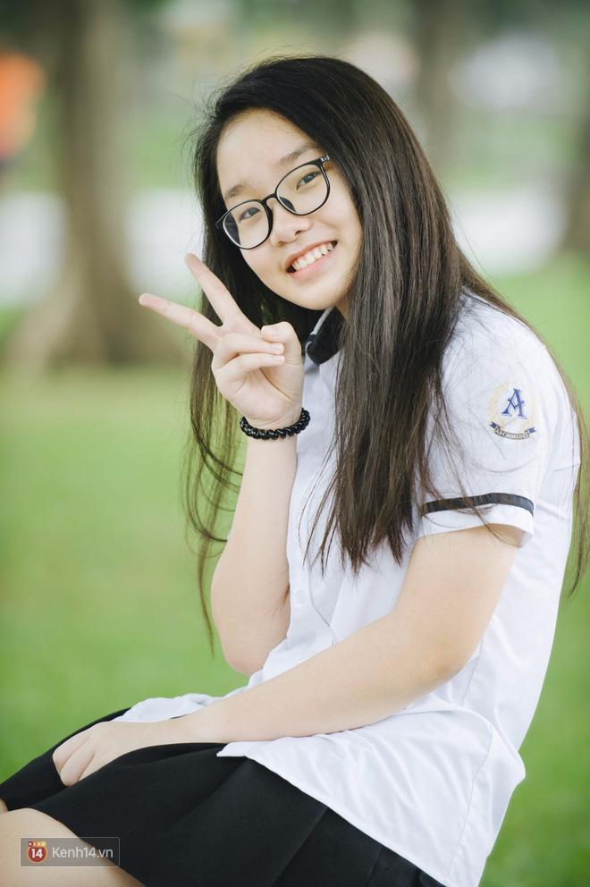 Điểm phẩy Toán 9,9 - Cô bạn sinh năm 2002 thi đỗ vào loạt trường chuyên hàng đầu ở Hà Nội - Ảnh 6.