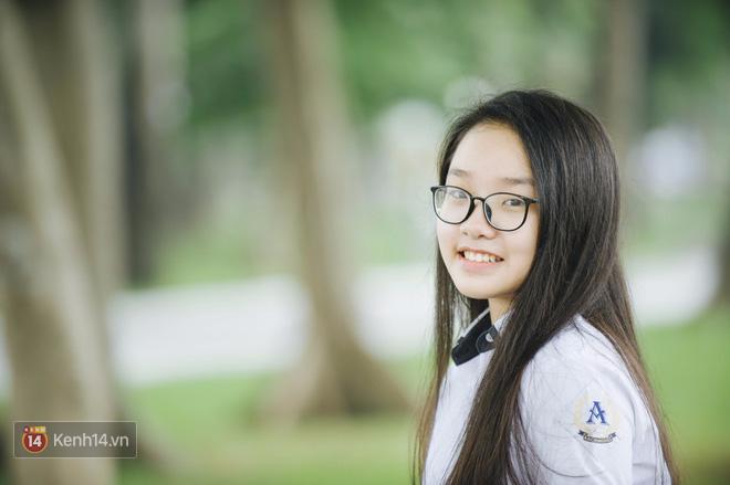 Điểm phẩy Toán 9,9 - Cô bạn sinh năm 2002 thi đỗ vào loạt trường chuyên hàng đầu ở Hà Nội - Ảnh 7.