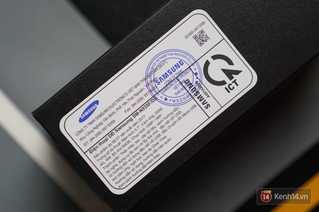 Mở hộp Galaxy Note FE chính hãng Việt Nam: còn gì tuyệt hơn một phiên bản dành riêng cho fan cứng dòng Note - Ảnh 2.