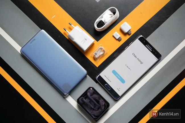 Mở hộp Galaxy Note FE chính hãng Việt Nam: còn gì tuyệt hơn một phiên bản dành riêng cho fan cứng dòng Note - Ảnh 16.