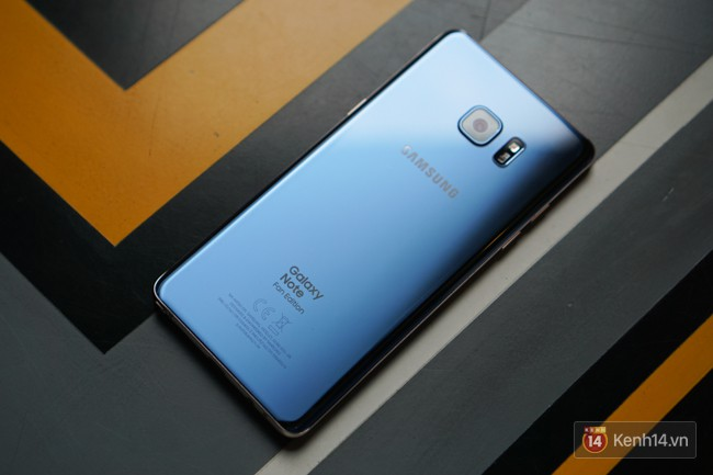 Mở hộp Galaxy Note FE chính hãng Việt Nam: còn gì tuyệt hơn một phiên bản dành riêng cho fan cứng dòng Note - Ảnh 6.