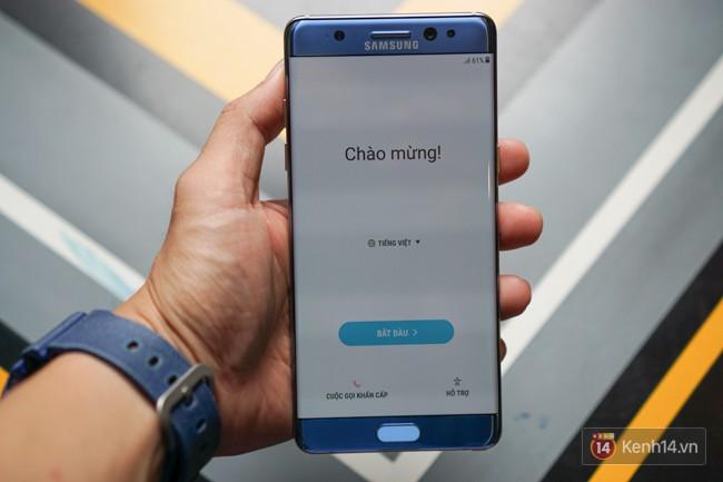Mở hộp Galaxy Note FE chính hãng Việt Nam: còn gì tuyệt hơn một phiên bản dành riêng cho fan cứng dòng Note - Ảnh 8.
