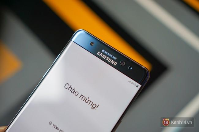 Mở hộp Galaxy Note FE chính hãng Việt Nam: còn gì tuyệt hơn một phiên bản dành riêng cho fan cứng dòng Note - Ảnh 14.