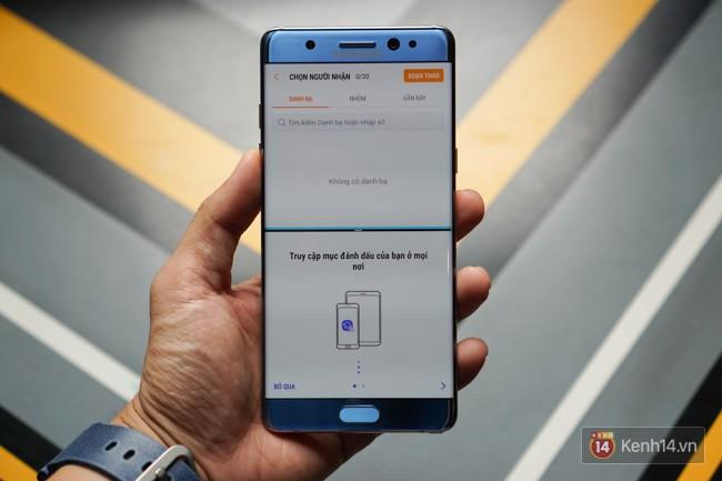 Mở hộp Galaxy Note FE chính hãng Việt Nam: còn gì tuyệt hơn một phiên bản dành riêng cho fan cứng dòng Note - Ảnh 12.