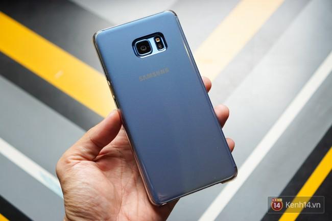 Mở hộp Galaxy Note FE chính hãng Việt Nam: còn gì tuyệt hơn một phiên bản dành riêng cho fan cứng dòng Note - Ảnh 18.