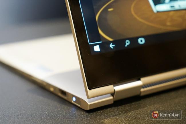 HP ra mắt laptop EliteBook x360 và Spectre x360: màn hình cảm ứng, xoay lật 360 độ ấn tượng - Ảnh 16.