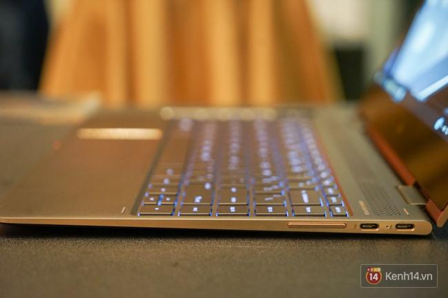 HP ra mắt laptop EliteBook x360 và Spectre x360: màn hình cảm ứng, xoay lật 360 độ ấn tượng - Ảnh 4.