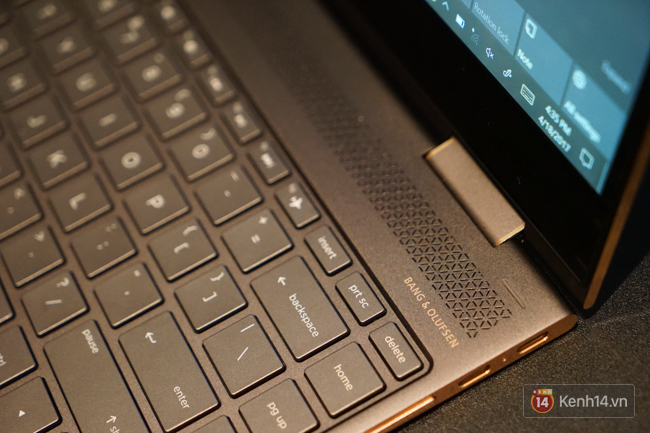 HP ra mắt laptop EliteBook x360 và Spectre x360: màn hình cảm ứng, xoay lật 360 độ ấn tượng - Ảnh 6.