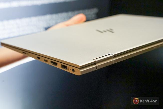 HP ra mắt laptop EliteBook x360 và Spectre x360: màn hình cảm ứng, xoay lật 360 độ ấn tượng - Ảnh 12.