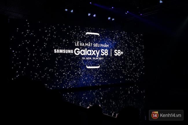 Toàn cảnh sự kiện Samsung Galaxy S8 chính thức ra mắt tại Việt Nam - Ảnh 6.