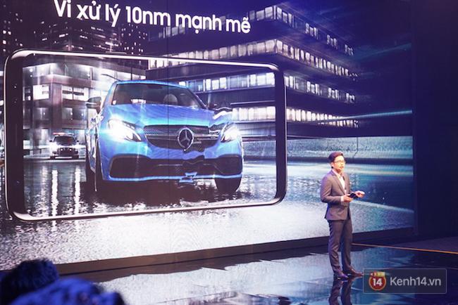 Toàn cảnh sự kiện Samsung Galaxy S8 chính thức ra mắt tại Việt Nam - Ảnh 17.