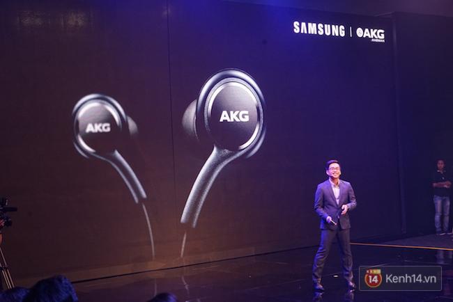 Toàn cảnh sự kiện Samsung Galaxy S8 chính thức ra mắt tại Việt Nam - Ảnh 19.