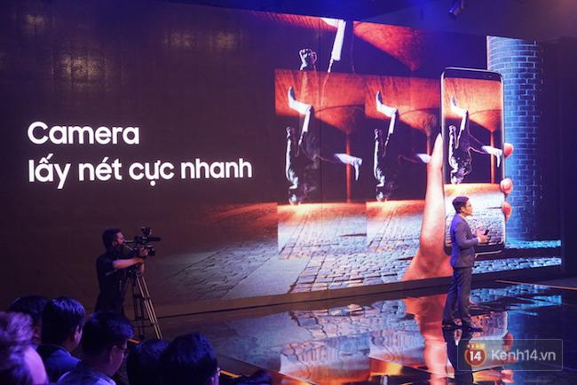 Toàn cảnh sự kiện Samsung Galaxy S8 chính thức ra mắt tại Việt Nam - Ảnh 16.