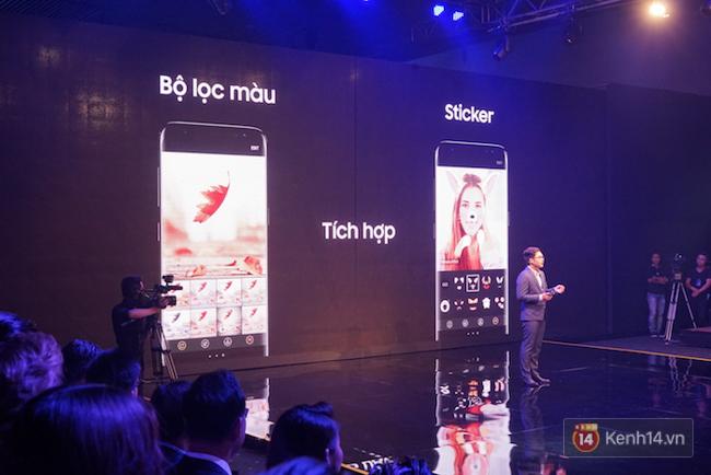 Toàn cảnh sự kiện Samsung Galaxy S8 chính thức ra mắt tại Việt Nam - Ảnh 14.