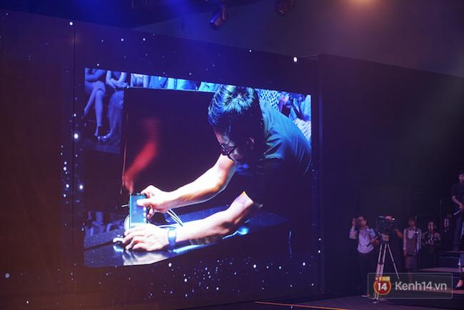 Toàn cảnh sự kiện Samsung Galaxy S8 chính thức ra mắt tại Việt Nam - Ảnh 26.